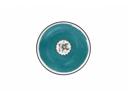 26409 vista alegre dezertny tanier peacock herbariare