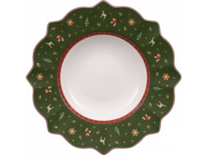 26556 toy 039 s delight hlboky tanier zeleny villeroy amp boch