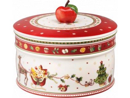 26607 villeroy amp boch doza velka 13 x 17cm winter bakery delight