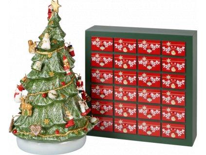 26781 christmas toys memory adventny kalendar stromcek villeroy amp boch