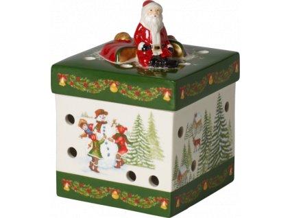 Christmas Toys - darčeková krabica, Santa - Villeroy & Boch
