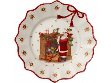 27117 annual christmas edition salatovy tanier 24 cm villeroy amp boch
