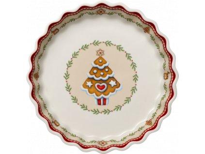 27129 villeroy amp boch servirovaci tanier 22 cm winter bakery delight