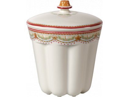 Villeroy & Boch - dóza 16 cm - Winter Bakery Delight