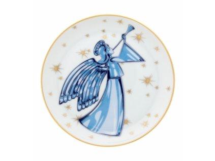27162 vista alegre vianocny tanierik 12 3 cm crystallize