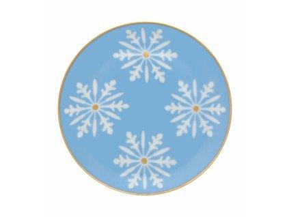 27165 vista alegre vianocny tanierik 12 3 cm crystallize
