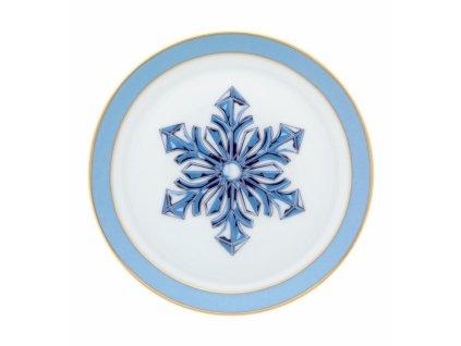 27171 vista alegre vianocny tanierik 12 3 cm crystallize