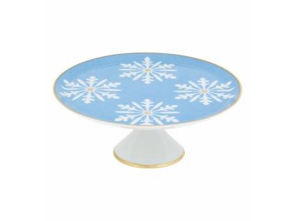 27174 vista alegre vianocny podnos na kolace 17 2 cm crystallize