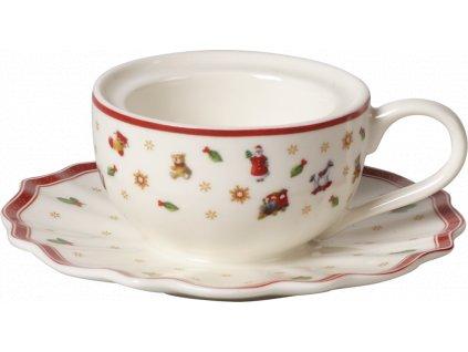 Toy's Delight Decoration - Svietnik na čajovú sviečku, šálka - Villeroy & Boch