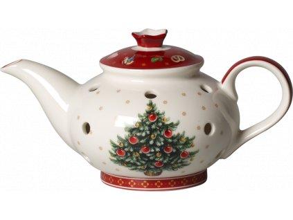 Toy's Delight Decoration - Svietnik na čajovú sviečku, čajník - Villeroy & Boch
