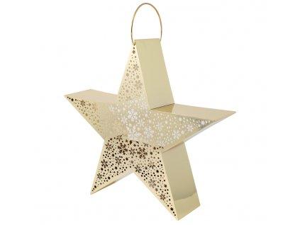 Christmas Decoration - vianočná dekorácia hviezda, 26,2 cm - Villeroy & Boch - posledný kus