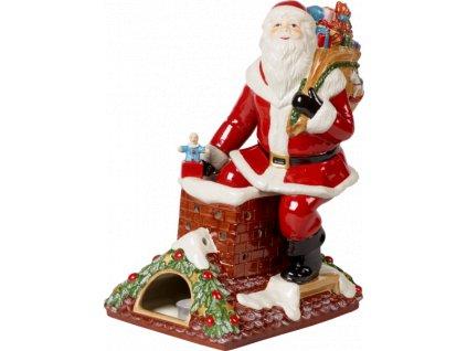27315 christmas toys memory dekoracia santa na streche 32 cm villeroy amp boch