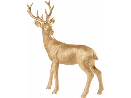Christmas Toys Accessoires - dekorácia jeleň, 12 cm - Villeroy & Boch
