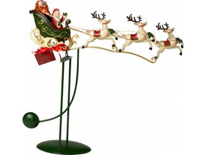 Christmas Toys Accessoires - dekorácia sobí záprah, 50 cm - Villeroy & Boch