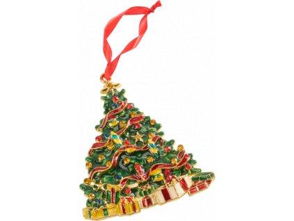 Christmas Toys Accessoires - závesná ozdoba stromček, 12 cm - Villeroy & Boch