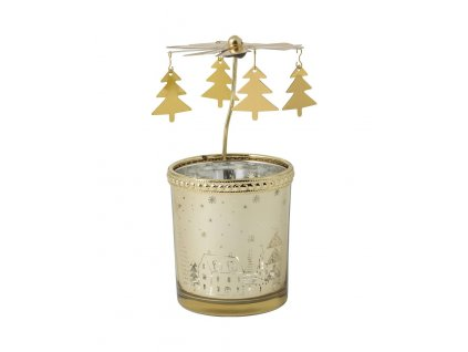 lanterna in vetro winter collage accessories villeroy boch 3593910076