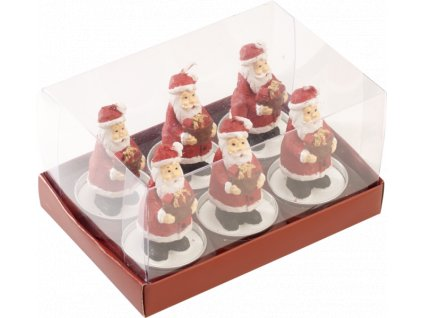 Christmas Toys Accessoires - čajové sviečky, Set 6 ks - Villeroy & Boch