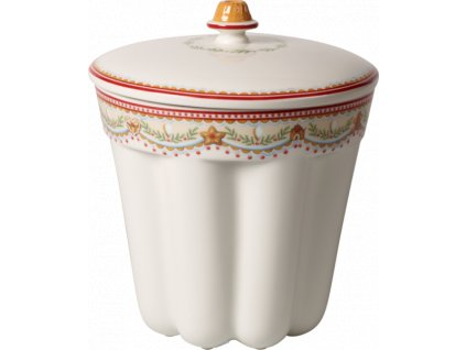 Villeroy & Boch - dóza 20,5 cm - Winter Bakery Delight
