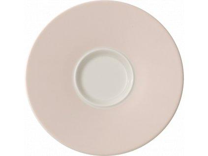 Caffe Club - Uni Pearl - podšálka na kávu 17 cm