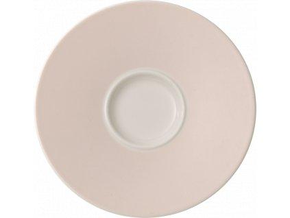 Caffe Club - Uni Pearl - podšálka k šálke na kávu 14 cm