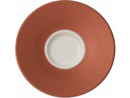Caffe Club - Uni Oak - podšálka na Espresso 12 cm