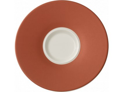Caffe Club - Uni Oak - podšálka na kávu 17 cm