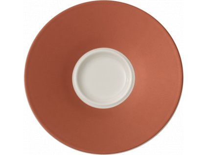 Caffe Club - Uni Oak - podšálka k šálke na kávu 14 cm
