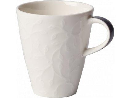 Caffe Club - Floral Touch Smoke hrnček na kávu 0,20