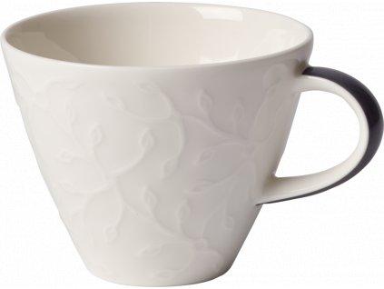 Caffe Club - Floral Touch Smoke šálka na kávu 0,22 l