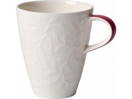 Caffe Club - Floral Touch Rose hrnček 0,35 l