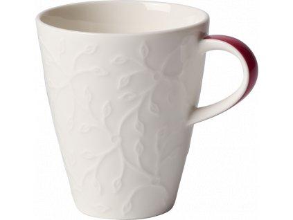 Caffe Club - Floral Touch Rose hrnček na kávu 0,20