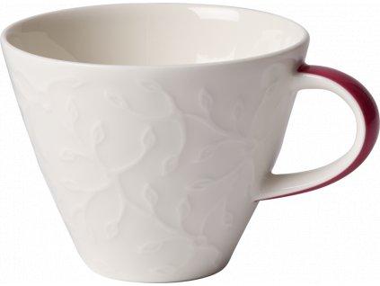 Caffe Club - Floral Touch Rose šálka na kávu 0,22 l