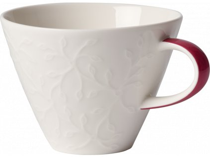 Caffe Club - Floral Touch Rose šálka na kávu 0,39 l