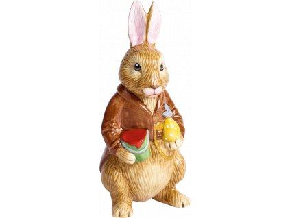 Villeroy & Boch - zajac - starý otec Hans  - Bunny Tales