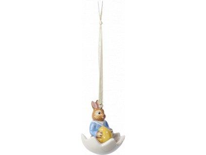 Villeroy & Boch - zajačik Max v škrupinke  - Bunny Tales