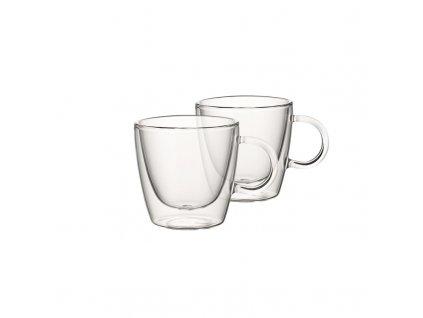 """Villeroy & Boch - Artesano Hot Beverages - Set 2 ks, šálka na kávu """"M"""" 0,22l/80 mm"""