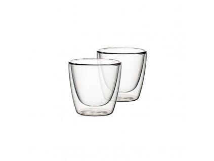 """Villeroy & Boch - Artesano Hot Beverages - set 2 ks pohár na kávu """"M"""" 0,22l/80mmm"""
