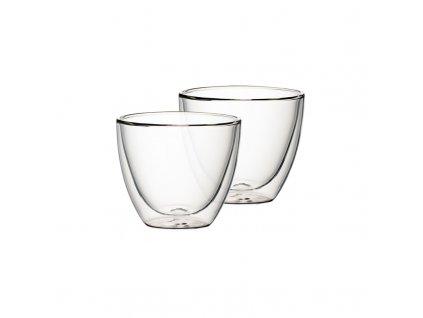 """Villeroy & Boch - Artesano Hot Beverages - Set 2 ks, pohár na čaj, kávu """"L"""" 0,42l/95mm"""