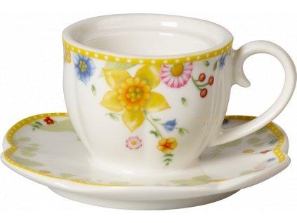 Villeroy & Boch - Svietnik na čajovú sviečku, šálka - Spring Awakening