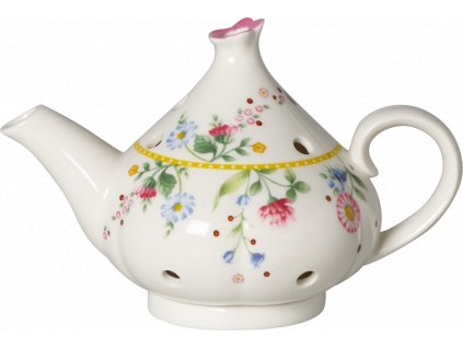 Villeroy & Boch - Svietnik na čajovú sviečku, čajník - Spring Awakening