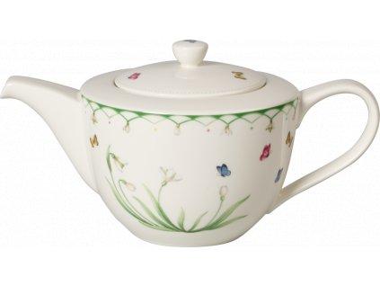 Villeroy & Boch - čajník pre šesť osôb  - Colourful Spring