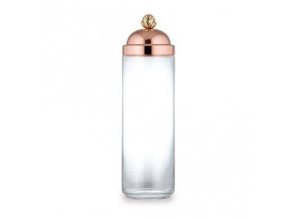 ruffoni kitchen jar with copper lid 2l 35