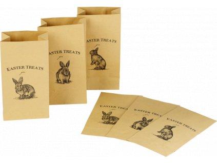Villeroy & Boch -  papierové vrecko, Set 6 ks -  Annual Easter Edition