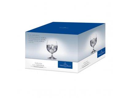 La Divina - pohár na vodu, set 4 ks - Villeroy & Boch