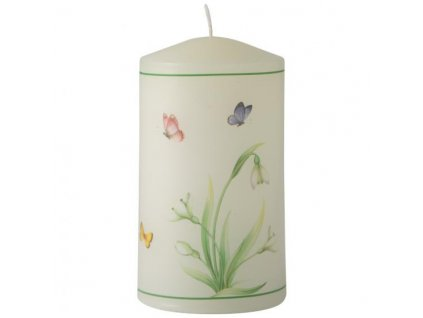 villeroy boch Easter Accessoires Candle Colourful Spring 70x120mm 30