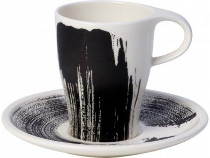 Villeroy & Boch - kávový set 2ks, stredná šálka - Coffee Passion Awake