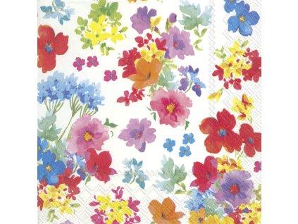 IHR, Easter Accessoires servítky malé 25x225 Kvety