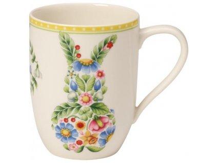 villeroy boch Spring Awakening coffee mug Bunny 30