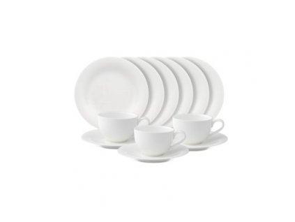 Villeroy & Boch: Espresso set 18 ks pre 6 osôb - New Cottage Basic