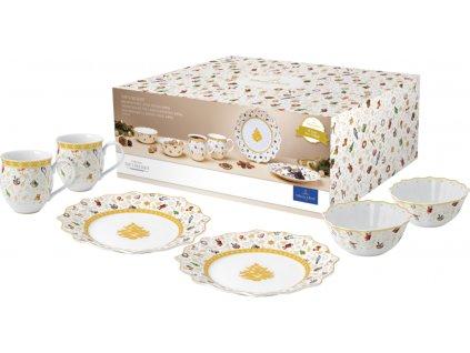 Toy´s Delight  - Raňajkový set pre dvoch 6ks, zlatý - Villeroy & Boch